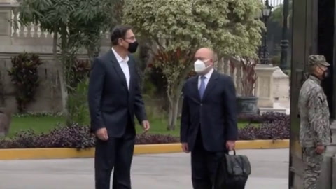 Comenzó juicio de destitución de presidente de Perú