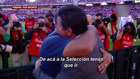 Leo Fernández sabe donde seguirá Gallardo después de River