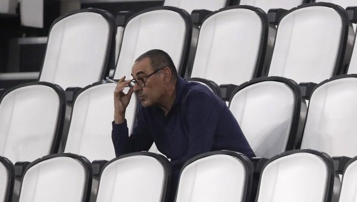La Juventus destituye a Sarri