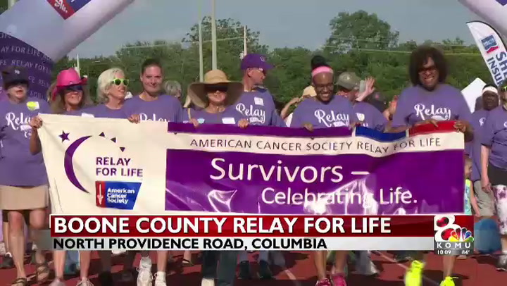 Boone County hosts Relay for Life