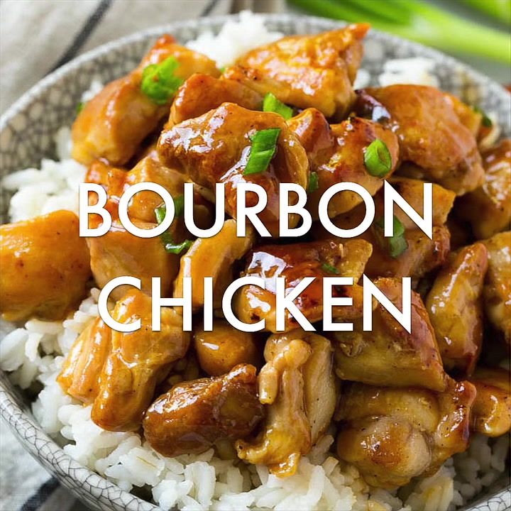 Bourbon Chicken Dinner At The Zoo