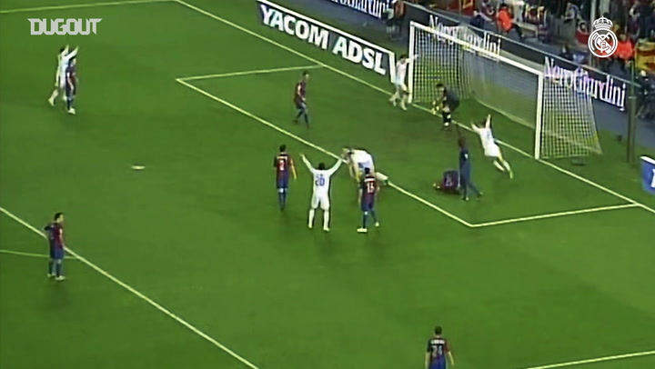 Sergio Ramos: 16 seasons of goals as a madridista