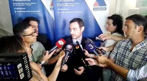 Quedó detenido e imputado el hermano mayor de Messi por portación de arma de guerra