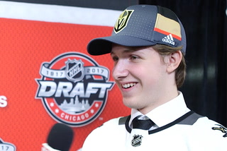 Meet Vegas Golden Knights' draft pick Jonas Rondbjerg
