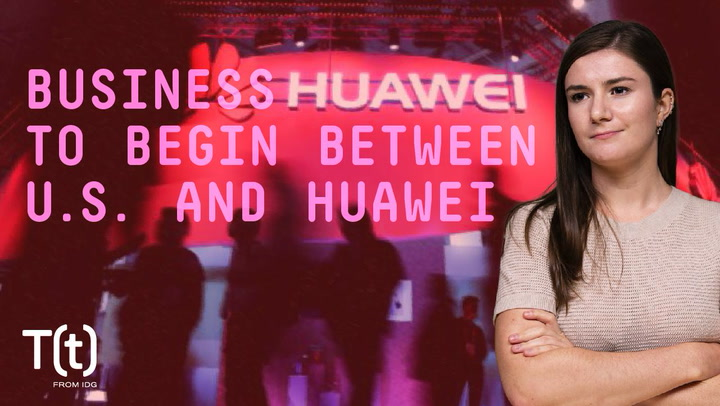 U S  companies to resume selling to Huawei | TECH(feed) | Network World