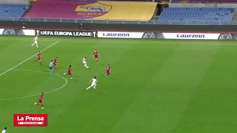 Roma 3-2 Manchester United (Uefa Europa League)