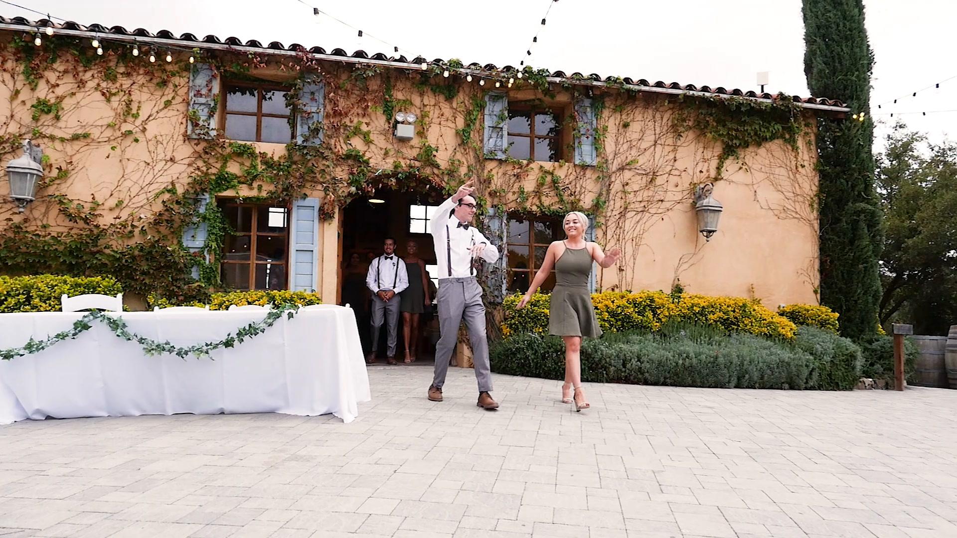 Cora + Russell   Ramona, California   Milagro Winery