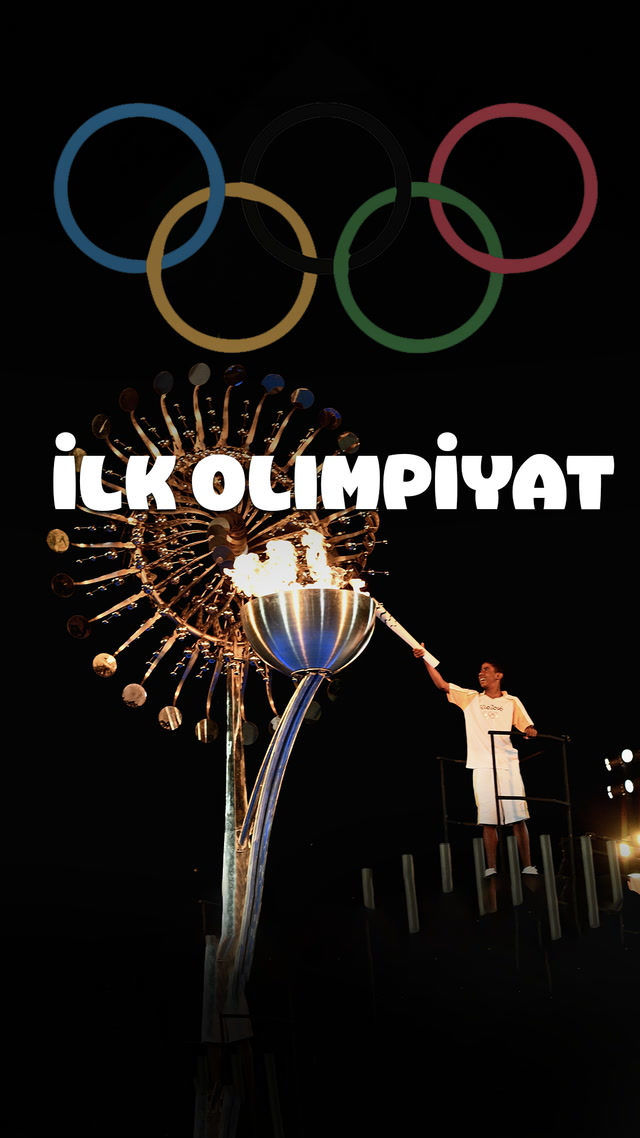 İlk Olimpiyat