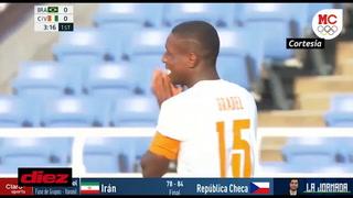 Brasil se queda sin gol y empata ante Costa de Marfil