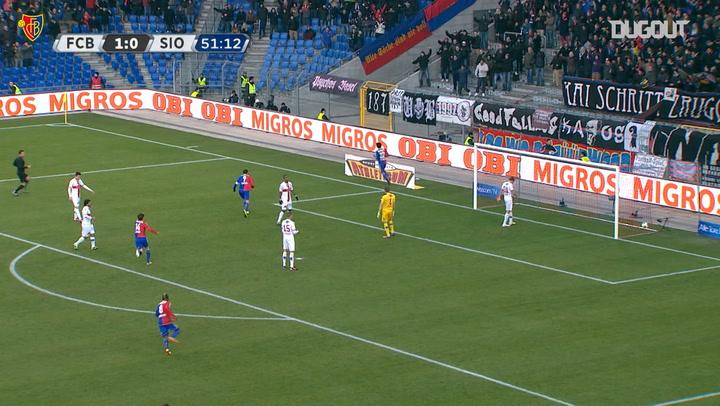 Salah Made it Look Easy at Basel!