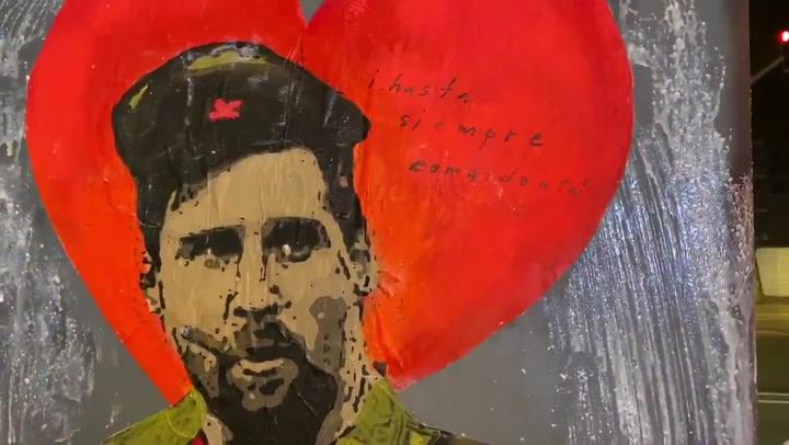 Messi, a lo Che Guevara: ¡Hasta siempre, comandante!