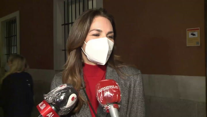Fabiola Martínez desvela la buena relación que mantiene con Bertín Osborne