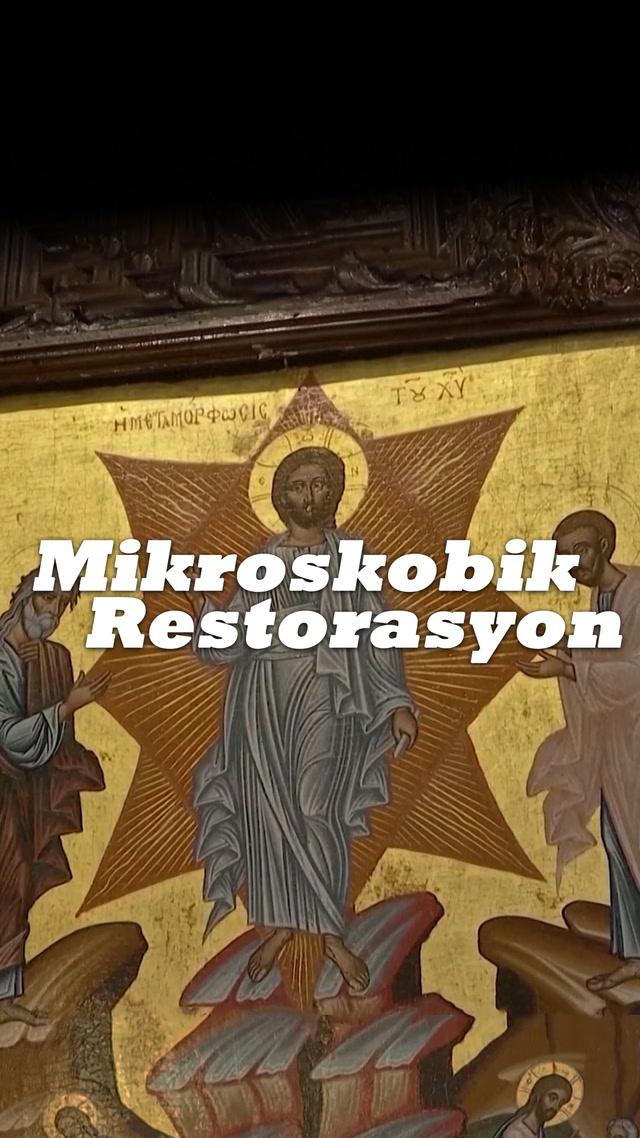 Mikroskobik restorasyon