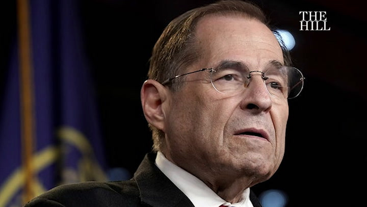 Nadler tees up post-recess showdown with Trump