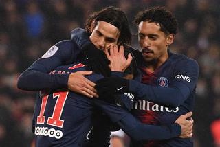 Neymar, Mbappé y Cavani recetan humillante goleada con el PSG al Guingamp