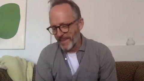 Tony-winner John Benjamin Hickey on finding gay love, Israeli style, in 'Sublet'