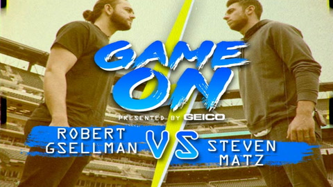 Game On: Gsellman and Matz fight to star in the show!