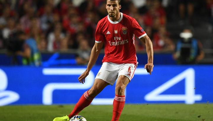Así juega Ruben Dias, defensa del Benfica