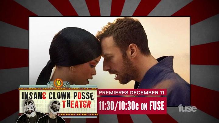 "Shows: ICP Theater: ICP on Cold Play's ""Princess of China"" Season 2"