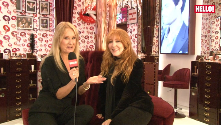 Make-up artist Charlotte Tilbury takes HELLO! on a tour of her Westfield Beauty Wonderland