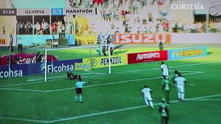 De lanzamiento penal Bengtson abre el marcador para Olimpia