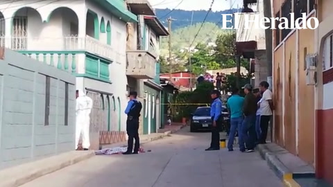 Matan a disparos a un joven en la colonia Travesía de la capital