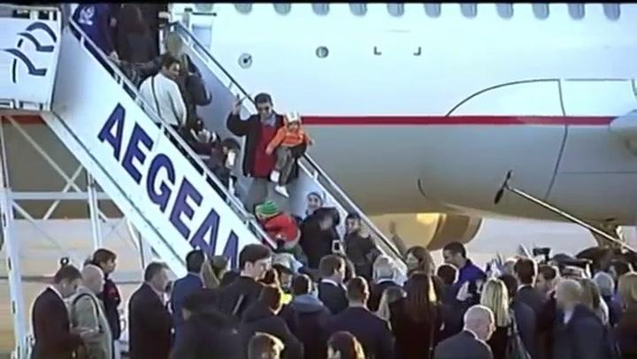 Vluchtelingen naar Luxemburg