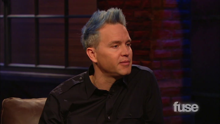 Shows: Hoppus on Music: Gavin Rossdale On Sea Of Memories: Hoppus On Music Touring With Nickelback Part 2