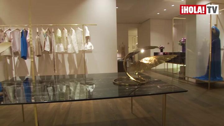 Ana Rodríguez, Amelia Bono y Marta Robles no se pierden la apertura de la primera tienda DELPOZO en Madrid
