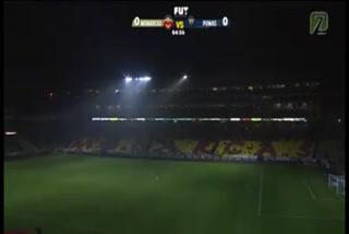 Partido entre Morelia y Pumas se suspende por fuerte tormenta eléctica