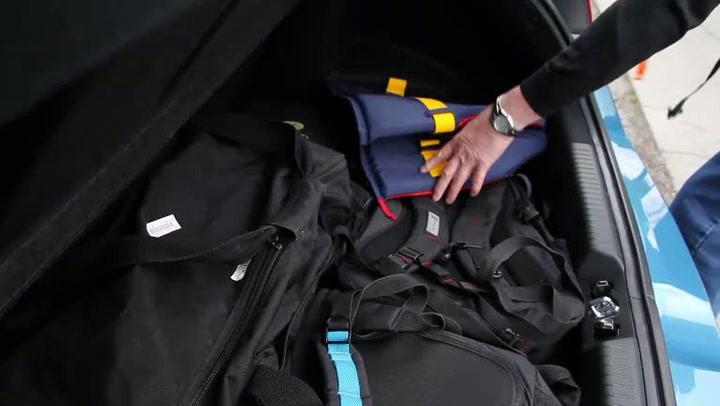 Hvordan pakke bilen for ferietur