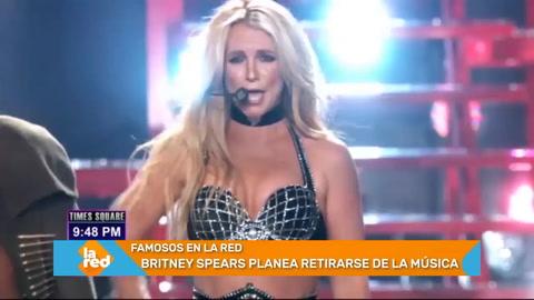 Britney Spears podría retirarse de la música para siempre