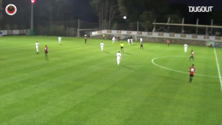Vedat Muriç'in FC Kamza'ya Attığı Dört Gol