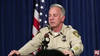 New Information From Clark County Sheriff Joe Lombardo On Oct. 1 Mass Shooting