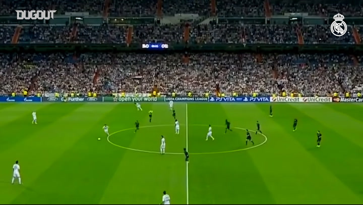 Comebacks: Real Madrid Vs Manchester City