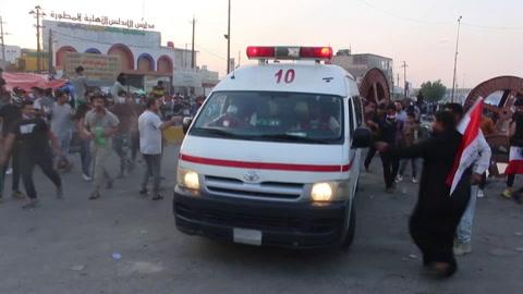 Las sangrientas protestas en Irak entran en su tercera semana