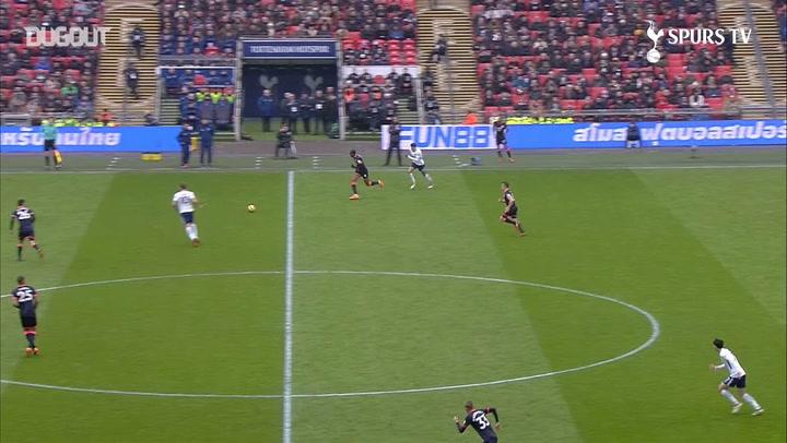 BEST ASSISTS: Harry Kane Vs Huddersfield