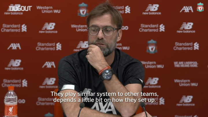 Jürgen Klopp: 'Liverpool will have to work for victory vs Wolves'