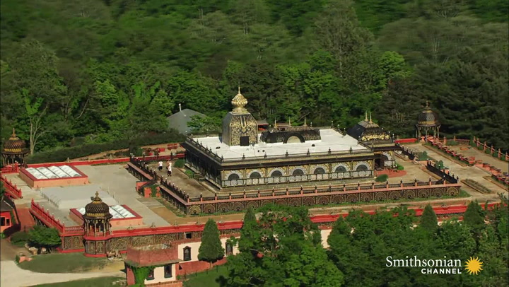 The Hare Krishna Palace of Gold | Smithsonian