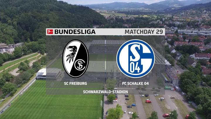 Freiburg não tem pena e massacra o lanterna Schalke