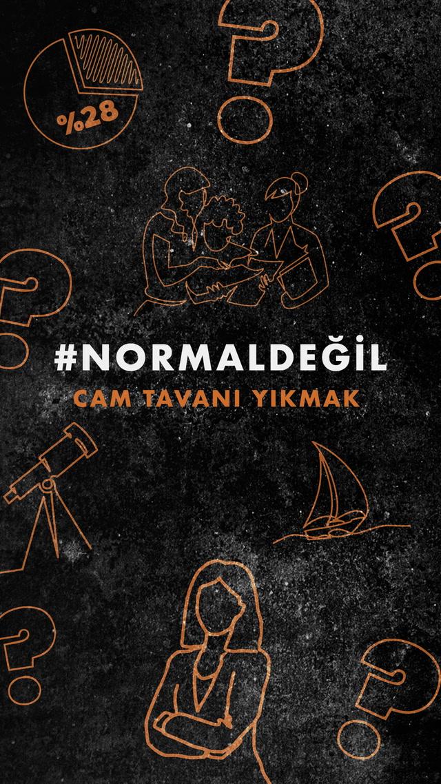 Cam Tavan #NormalDeğil