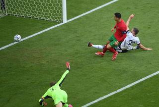 ¡Apareció el comandante! Cristiano Ronaldo 'castiga' a Alemania en contragolpe perfecto de Portugal