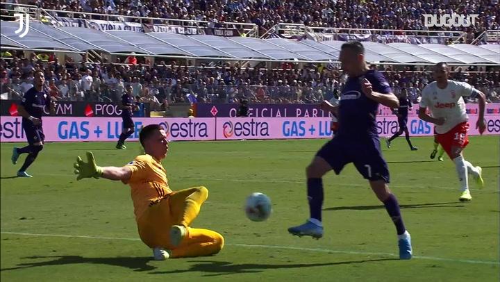 Wojciech Szczęsny's best Juventus moments