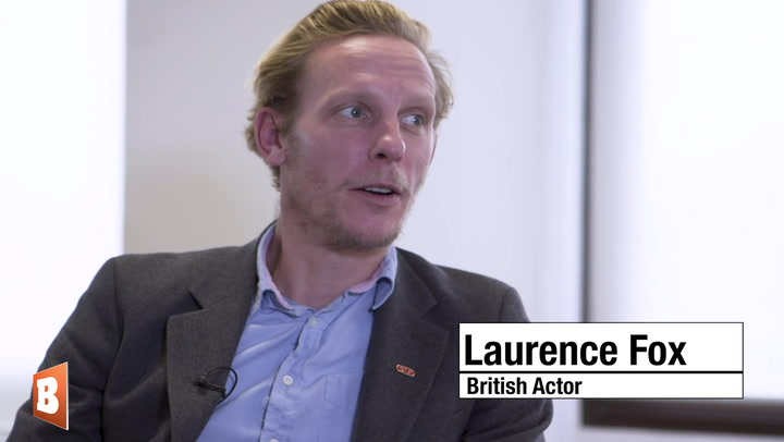 British Actor Laurence Fox Explains Why He Likes Donald Trump