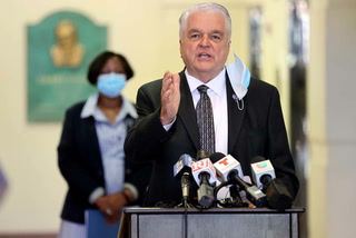 Sisolak unveils long-term COVID-19 plan with Nevada Health Response team – VIDEO
