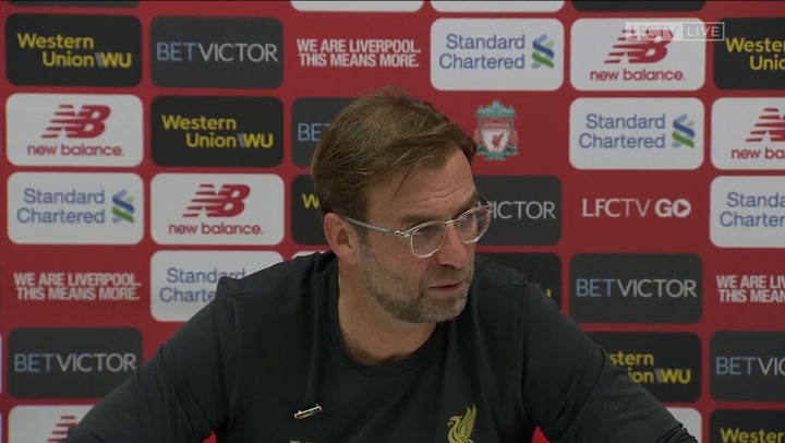 Klopp: Silva's side Are 'best tuned' Everton I've faced