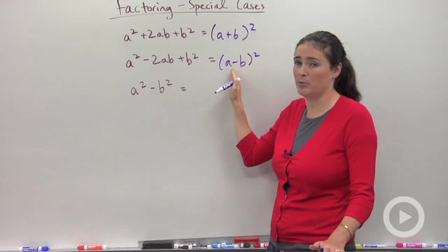 Factoring: Special Cases Part I