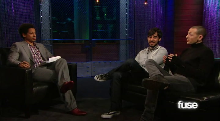 """Shows: On The Record: Linkin Park Picking Rick Rubin"""""""