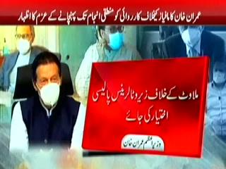 وزیر اعظم کا پنجاب میں آٹے کی قیمتوں میں اضافے کا نوٹس