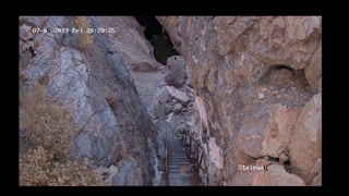 Affect of earthquake on Devils Hole pupfish